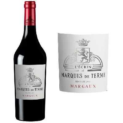 L'Ecrin de Marquis de Terme 2011 Margaux - Vin rouge de Bordeaux