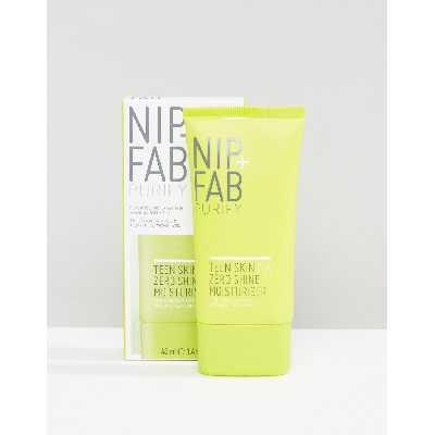 Nip+Fab - Hydratant anti-brillance pour peaux jeunes-Pas de couleur