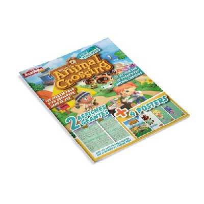 Magazine Jeux vidéo Junior Animal Crossing Nintendo Switch