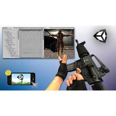 Formation Complète Développeur de jeux vidéo - UNITY3D - Cours en ligne Udemy