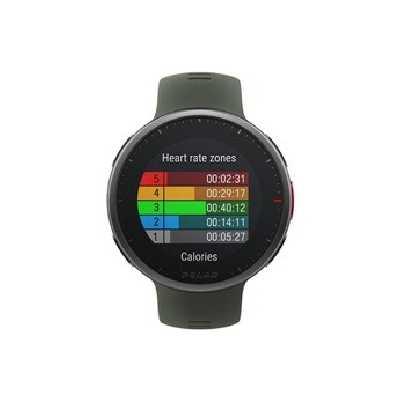 Montre connectée Polar Montre Connectée Multisports Cardio GPS Premium Polar Vantage V2 Vert