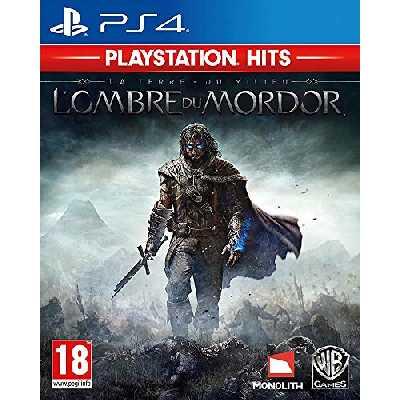 La Terre du Milieu - l'Ombre du Mordor - Playstation Hits