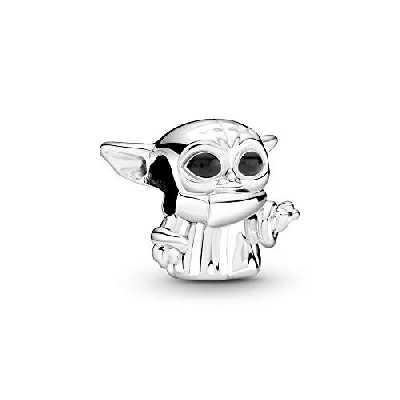 Pandora Star Wars 799253C01 Charm en argent sterling Motif enfant