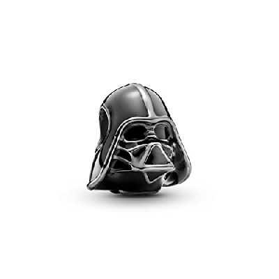 Pandora Star Wars 799256C01 Breloque Dark Vador en argent sterling