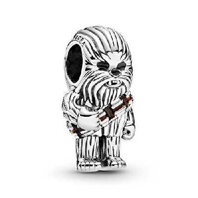 Pandora Star Wars 799250C01 Chewbacca Charm en argent sterling
