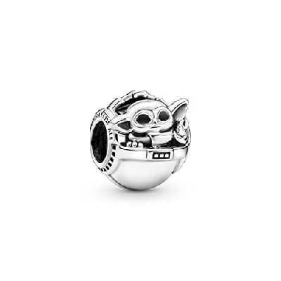 Pandora , Bracelet argent sterling Pas un bijou Star Wars femme, Argenté, One Size - 799511C01